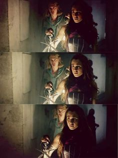Wil and Amberle #shannarachronicles #wilberle