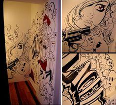 paredes criativas