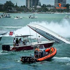 @fastresponsemarine posted to Instagram: Standing by to flip the Cleveland Construction raceboat at one of the superboat races a few years ago... #superboatraces #supercatraces #superboatinternational #marinetowing #officialmarinetowingservice #fastresponse #fastresponsemarine #marinetowing #marinesalvage #miamiboattowing #southfloridaboattowing #yachttowing #boattowing Cat Races, Powerboat Racing, Power Boats, South Florida, Cleveland, Construction, Instagram, Cat Breeds, Building