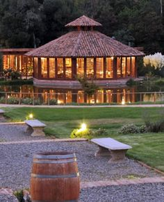 Visit to most prestigious wineries in #Chile