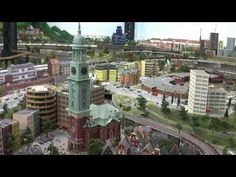 Miniatur Wunderland Hamburg  - 16:9 High Quality