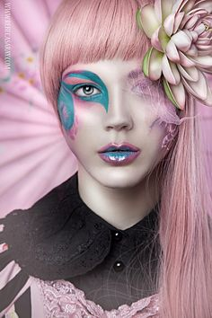 Fantasy Makeup Photography Inspiration
