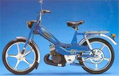 Vintage Moped, Scooters, Peugeot, Motorcycle, France, Times, Vehicles, Cars, Bicycles