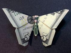 Read information on Origami Paper Craft Origami Yoda, Origami Star Box, Money Origami, Origami Paper Art, Origami Dragon, Origami Fish, Origami Butterfly, Dollar Bill Origami, Dollar Bills