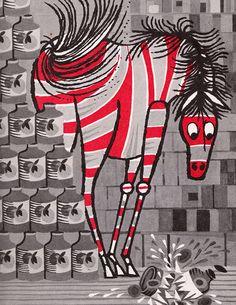 Alexander - written by Harold Littledale, illustrated by Tom Vroman (1964).