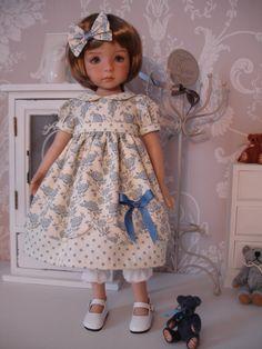 robe romantique pour Little Darling