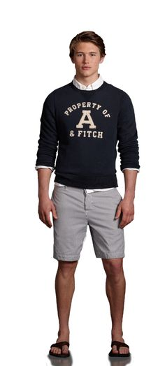 Abercrombie & Fitch - Shop Official Site - Mens - A Looks - SUMMER - BASEBALL SEASON