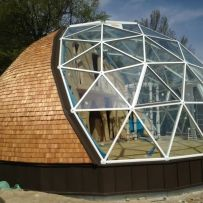 SOLARDOME PRO, dome house, Austria