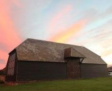 Barn Hire : Elmley Nature Reserve Going to see this barn, an hour away..but it is EXACTLY what we are looking for...minus furniture :-/