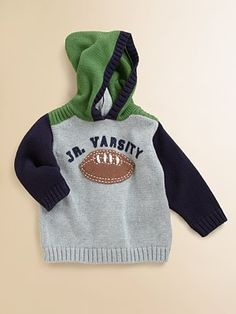 Hartstrings Infant's Sweater Hoodie