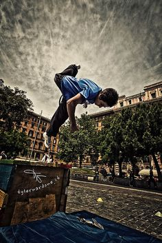 Freerunner's Life #parkour #freerunning #sports