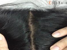 Brazilian Virgin Hair 13×4 Silk Base Lace Frontal Closure Body Wave (4)