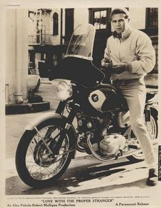 Steve McQueen on the Honda SuperHawk.The Honda or Super Hawk, was a 305 cc cu in) vertical twin motorcycle produced from 1961 until It is remembered today as Honda's first sportbike Honda Motorcycles, Vintage Motorcycles, Honda Scrambler, Triumph Bikes, Honda Bikes, Vintage Motocross, Honda Cb750, Vintage Bikes, Custom Motorcycles