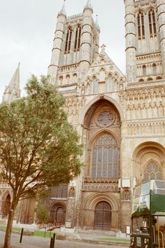 Lincoln cathedral UK, 2002