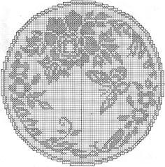 filet crochet pattern,