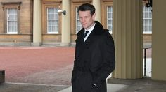 Guests arriving at Buckingham Palace for the reception hosted by the Countess of Wessex - 11th doctor, Matt Smith