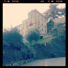 Antico Borgo di Tabiano Castello #cycletherapy #LaMiaBambina #GirettodAutunno15 #senzabicinonsostare #italiabellissima