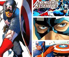 """Avengers Assemble!"""