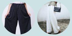 coudre un pantalon