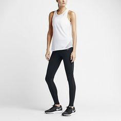 Γυναικείο κολάν για τρέξιμο Nike Power Epic Lux Running Workouts, Workout Gear, Monochrome Color, Nike Store, Athleisure Wear, Running Tights, Sportswear, Active Wear, Black Jeans