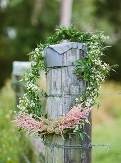 wreath loverly