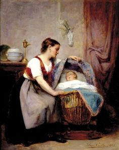 Leon Emile Caille (1836 – 1907) – Pintor Francês_2