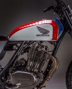 #Honda#tr7