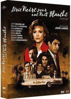 Un grand merci à Elephant Films pour m'avoir permis de découvrir et de chroniquer le blu-ray du film « Série noire pour une nuit blanche » de John Landis. « Vous souriez, c'est que la situation n'est pas si désespérée » Ed Okin ne contrôle plus sa vie....