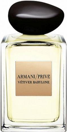 Armani Prive Vetiver Babylone Giorgio Armani Eau De Toilette For Men 100 ml