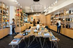 Quiet Design on Pearl: The new Alpine Modern Shop + Coffee Bar Behind the scenes of our new location at Pearl West in downtown Boulder, Colorado: The owners, the architect, and the culinary pro talk about alpine-modern design and the caffeinated shopping experience...