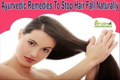 You can find more ayurvedic remedies to stop hair fall at http://www.ayushremedies.com/ayurvedic-remedy-for-hair-loss.htm  Dear friend, in this video we are going to discuss about the ayurvedic remedies to stop hair fall. Hylix oil is one of the ayurvedic remedies to stop hair fall problem naturally.