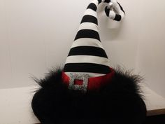 Wicked Witch of the East Hat by oldelangfarms on Etsy, $27.00