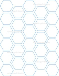 Templates on pinterest templates tag templates and for Free english paper piecing hexagon templates