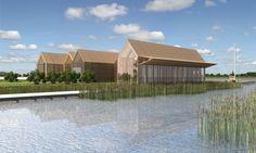 Water Sport Pavilion / buijsenpennock architects