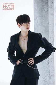 Wanna-One - Hwang Minhyun - 1/x=1 (UNDIVIDED)