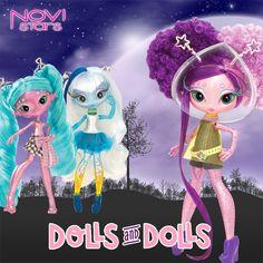 ¡Preciosas Novi Stars! ¿Todavía no tienes la tuya? ¡Consíguela en nuestra web! :D