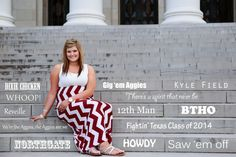 Morgan – Fightin' Texas Aggie Class of Senior Pictures 2015, Senior Photos, Senior Portraits, Grad Pics, Graduation Pictures, Kyle Field, Bridal Boudoir, Photography Portraits, Portrait Ideas