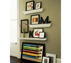 Crown Molding Ledge