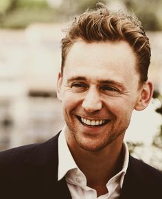 for the love of god! that smile :3 ok I love this man!