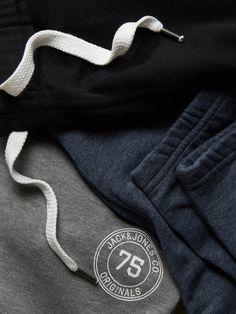 Sweat pants close up - 3 colours available, JJ Originals