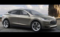 Tesla testira Model X (igraju se)