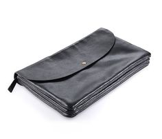macbook air case, accordion pockets for your ipad and/or other things.