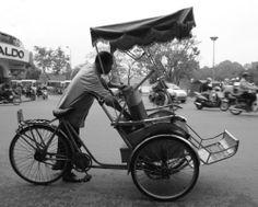 Asian Trishaw