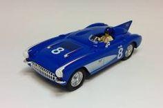 Corvette 1956 SR-2 Blue 50636NC