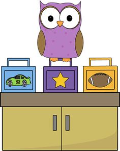 Owl Lunch Box Monitor
