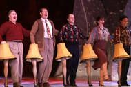 """Dec. 2011 - The house in Cleveland where parts of the film, """"A Christmas Story,"""" were shot is now a museum. Now """"A Christmas Story"""" has been turned into an almost $5 million musical. It's currently on a five-city tour, with hopes to build a holiday franchise in whatever location it plays."""