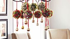 Fabulous decorating ideas for Christmas. Using winter berries in your decorations you bring the holiday spirit and nature in your home. Creative ideas in thi. Christmas 2015, Christmas Crafts, Christmas Decorations, Holiday Decorating, Decorating Ideas, Christmas Gingerbread Men, New Year Celebration, Deck The Halls, Winter Berries