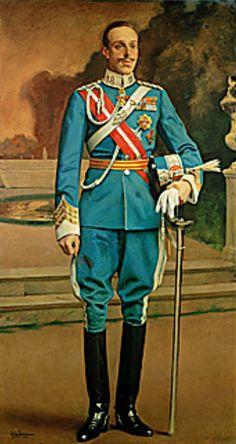 Cazadores de Castillejos nº 18 SM el Rey Don Alfonso XIII