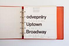 New York City Transit Authority Graphics Standards Manual