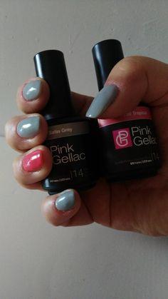 Sylvia van der Burgh ▶ Pink Beauty Club Twee van de nieuwe kleurtjes. Helemaal blij!